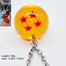 Dragon Ball anime necklace(4stars)
