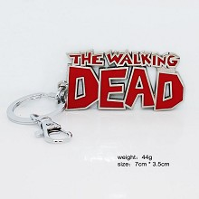 The Walking Dead key chain