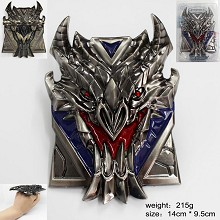 Warcraft cos weapon mini shield