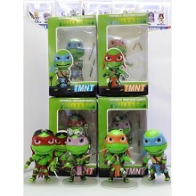 Teenage Mutant Ninja Turtles figures set(4pcs a set)