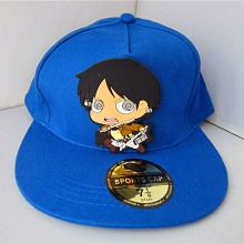 Attack on Titan anime cap sun hat