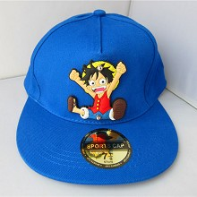 One Piece Luffy anime cap sun hat