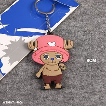 One Piece Chopper anime key chain