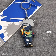 Naruto Kakashi anime key chain