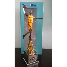 NBA star James figure