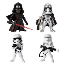 Star Wars figures set(4pcs a set)