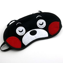 Kumamon eye patch
