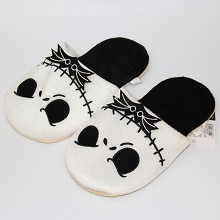 The Nightmare Before Christmas JACK plush slippers...