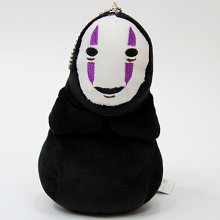 6.4inches Spirited Away anime plush doll