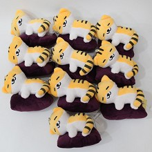 4inches Neko Atsume anime plush dolls set(10pcs a ...