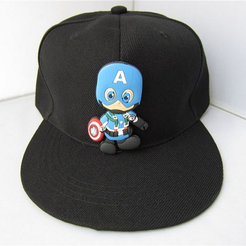 Captain America cap sun hat