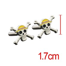 One Piece cufflink cuff sleeve button set(2pcs a set)