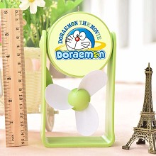Doraemon anime USB fan
