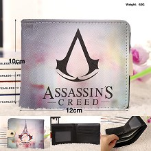 Assassin's Creed anime wallet