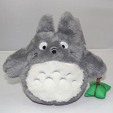 7inches TOTORO anime plush doll
