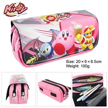 Kirby anime pen bag