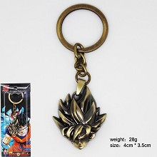 Dragon Ball anime key chain