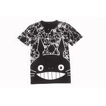 TOTORO anime cotton t-shirt