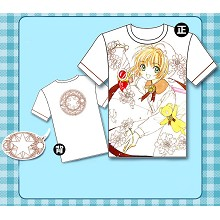 Card Captor Sakura anime t-shirt