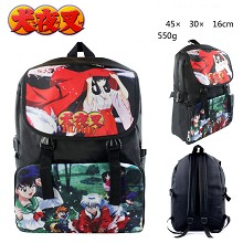 Inuyasha anime backpack bag