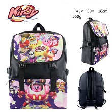 Kirby anime backpack bag