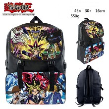 Duel Monsters anime backpack bag