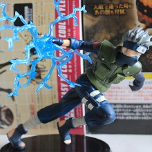 Naruto Kakashi anime figure(no box)