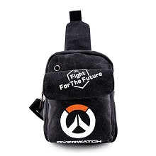 Overwatch wallet chest pack bag