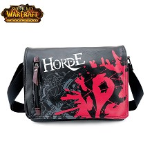 Warcraft satchel shoulder bag