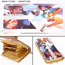 TRACER anime long wallet