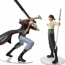 One piece anime figures set(2pcs a set)