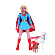 Super woman figure