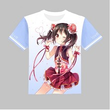 Lovelive anime t-shirt