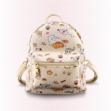 Atsume anime backpack bag