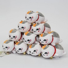 4inches Natsume Yuujinchou anime plush dolls set(10pcs a set)