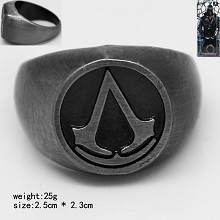 Assassin's Creed ring