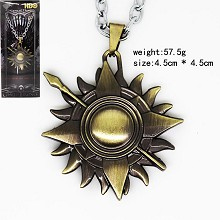 Game of Thrones key chain