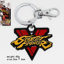 Street Fighte key chain