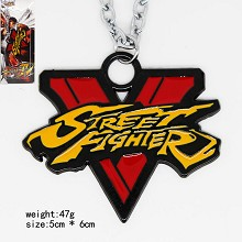 Street Fighte necklace