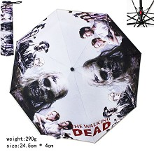 Walking Dead umbrella