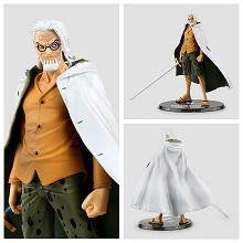 ZERO One Piece Silvers Rayleigh anime figure