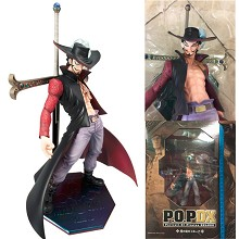 One Piece POP Dracule Mihawk anime figure