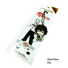 Bungo Stray Dogs anime necklace