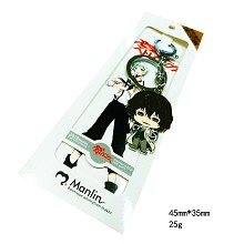 Bungo Stray Dogs anime key chain