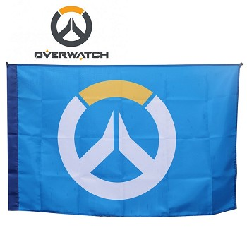 Overwatch cos flag