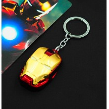 Iron Man key chain