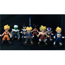 Dragon Ball anime figures set(8pcs a set)