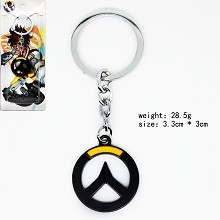 Overwatch key chain