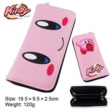 Kirby anime wallet