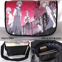 EVA anime nylon satchel shoulder bag